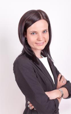 Květa Glaserová portrét advokátky